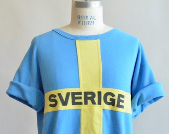 Vintage 1970s SWEDISH sweatshirt