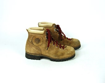 Suede VASQUE Hiking Boots, Made in Italy - Women's 8.5