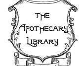 The Apothecary Library eBook Set   Morning Mischief, Winter Apothecary, Haunted Apothecary   Herb Remedy Wellness Gift Recipes Herbal Book