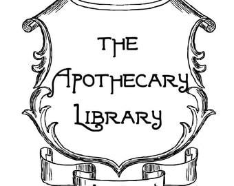 The Apothecary Library eBook Set | Morning Mischief, Winter Apothecary, Haunted Apothecary | Herb Remedy Wellness Gift Recipes Herbal Book