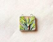 Mary Harding Nature Ceramic Charms and Pendants Clay Destash Handmade Jewelry Supplies Sale Bundle