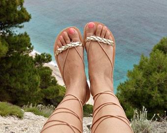 gladiator sandals, leather sandals, greek sandals, women sandals, wedding sandals