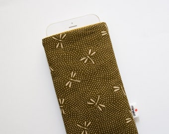 Dragonfly Case iPhone 5s SE 6s 6s Plus iPod Classic HTC One A9 M9 LG G5 Samsung Galaxy S7 Edge Sony Xperia Z5 Compact Nexus 5X 6P Sleeve