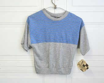 1980s NOS Boy's Wrangler Knit Shirt