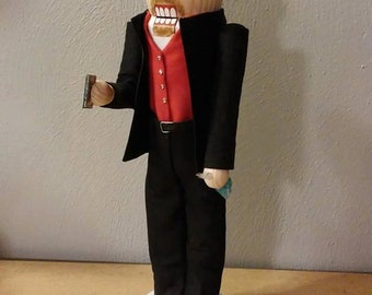 Breaking Bad Character Nutcracker (MADE TO ORDER)
