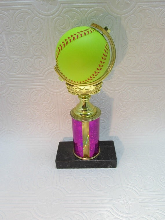 Trophy Softball 9 Tall Make It Your Own