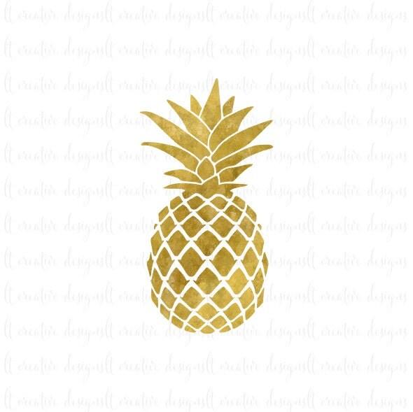 pineapple svg  pineapple monogram svg  svg files  cricut cut files  silhouette cut files from