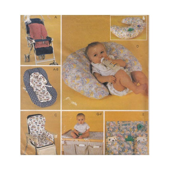 Baby Support Pillow Organizers Contour Changing Pad Car