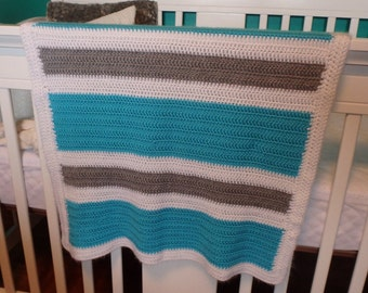 Crocheted Baby Blankets