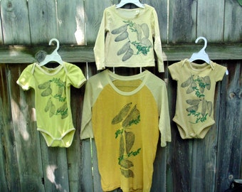 Dragonfly Wings and Carrot Green Family Pack <>Custom Made/Made to Order<>