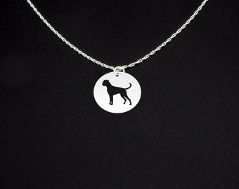 Boxer Necklace - Boxer Jewelry - Boxer Gift