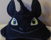 Dragon Hooded Towels - Free Personalization