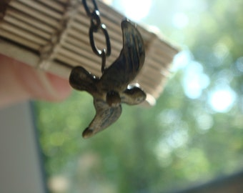 Mini Book for Dollhause - TINY BIRD - 1.18x1.57inch