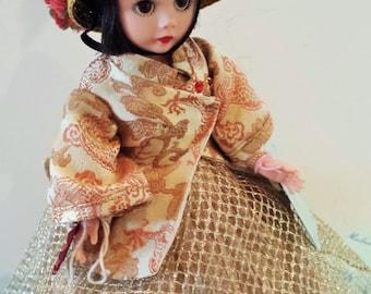 china sun madame alexander 10 inch doll