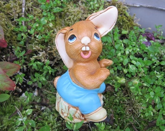 """Vintage PenDelfin Figurine, """"The Thumper"""" Manufactured from 1965-unknown, this one is circa 1970s - Perfect Condition! Flat Rate Shipping"""