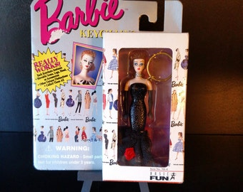 Barbie Doll Key Chain Barbie is Going to the Ball