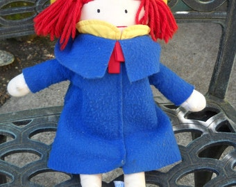 Retro Madeleine Doll, One Available, Great Condition