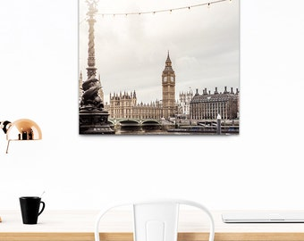 London Big Ben Photography print