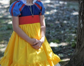 Everyday Snow White costume