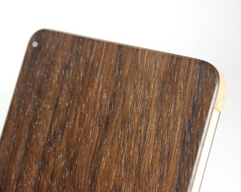 Wood Business Card Holder (Peruvian Walnut)