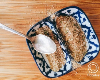 Honey, Orange You Spicy | BBQ SPICE RUB | sweet chipotle orange spice | salmon chicken and pork | gourmet spices