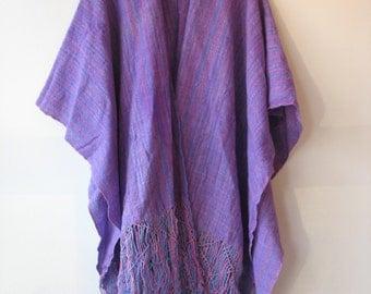 Handwoven Shawl - Wool Shawl