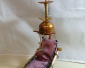 "Original Steam-punk/Goth Miniature machine ""  The Cerebellum Companionate"""