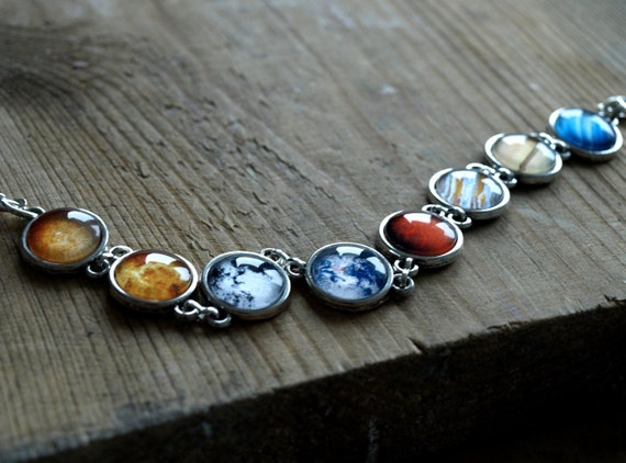 solar system bracelet - photo #10