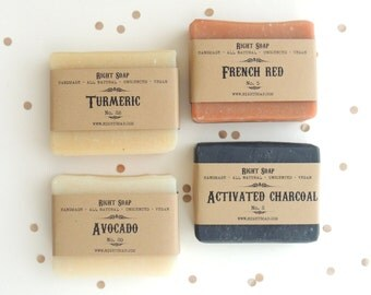 MEN Valentine gift for husband gift for father gift for boyfriend  Soap Unscented Soap Vegan Soap Natural Soap