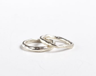 Shop for rustic wedding band on Etsy