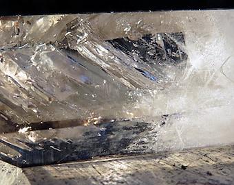 104.5 Gram Brandberg DT Quartz Crystal.