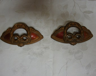 Antique Drawer Pulls 2