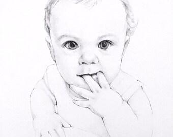 Portrait Commision - Pencil