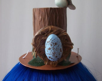 Easter Bird and Nest Party Hat