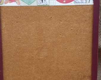 Fun Corkboard / Message Board