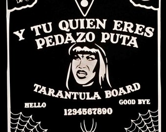 T-shirt Ouija La Veneno - ouija board- icon gay