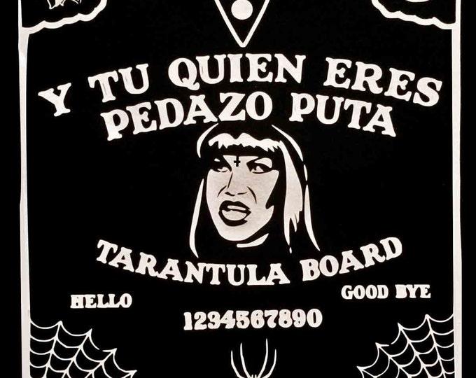 T-shirt Ouija La Veneno - ouija board- icon gay