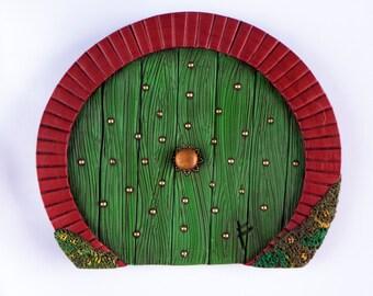 Hobbit Door // Puerta Hobbit