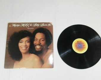 Marilyn McCoo & Billy Davis Jr The Two of Us Vinyl Music Album AB-1026