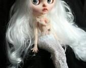 Yllana. OOAK Custom Blythe doll.