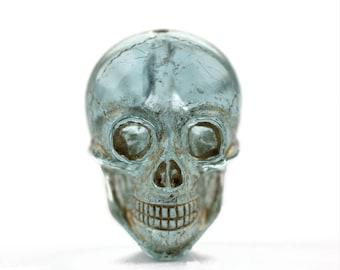 20x14 skull 2pcs