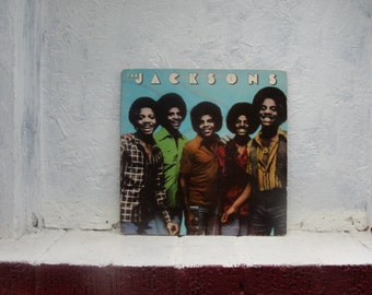 The Jacksons, Epic Records Philadelphia Records The Jacksons 1976 CBS Inc 1st Gold Record
