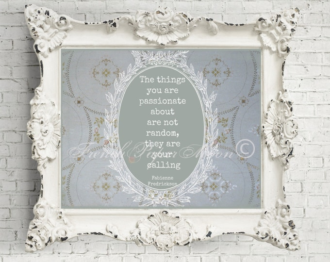 Digital Shabby Inspirational Quote, Quote Download, Quote Printable,  Pillow Transfer Image