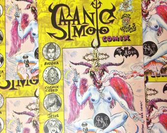 Satanic Mojo Comix #4
