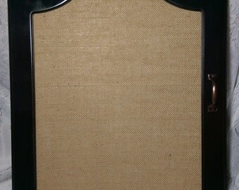 Hand Painted Roses Memo Board - Ready to Ship