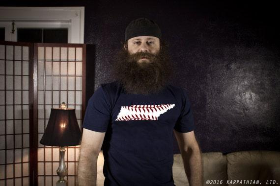 Tennessee baseball mens tee