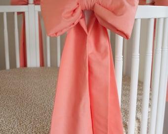 Bow curtain tie | Etsy