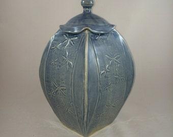 Dragonfly urn