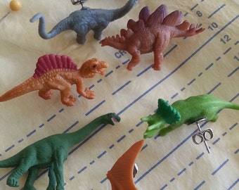 Dinosaurs Darling post Earrings