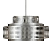 Lamp BEIJING  made of stainless steel